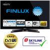 Finlux TV32FFC5760 - ULTRATENKÁ, FHD, SAT, WIFI, SKYLINK LIVE