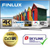 Finlux TV55FUC8160 -  HDR UHD T2 SAT WIFI SKYLINK LIVE