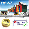 Finlux TV49FUC8160 -  HDR UHD T2 SAT WIFI SKYLINK LIVE