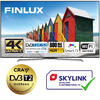 Finlux TV43FUC8160 -  HDR UHD T2 SAT HBBTV WIFI SKYLINK LIVE-