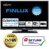 Finlux TV28FHD5760 - ULTRATENKÁ  T2 SAT WIFI SKYLINK LIVE-