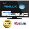 Finlux TV24FHD5760 - ULTRATENKÁ  T2 SAT WIFI SKYLINK LIVE-