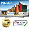 Finlux TV43FUE8160 -  HDR UHD T2 SAT HBBTV WIFI SKYLINK LIVE