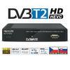 MC710T2HD Přijímač DVB-T2 HEVC, USB