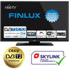 Finlux TV24FHE5760 - ULTRATENKÁ  T2 SAT WIFI SKYLINK LIVE-