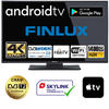 Finlux TV50FUF7070 - ANDROID HDR UHD, T2 SAT HBBTV WIFI SKYLINK LIVE -