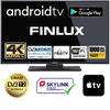 Finlux TV43FUF7070 - ANDROID HDR UHD, T2 SAT HBBTV WIFI SKYLINK LIVE -