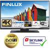 Finlux TV50FUF7161 -  HDR UHD T2 SAT WIFI SKYLINK LIVE-