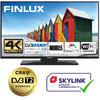 Finlux TV43FUF7161 -  HDR UHD T2 SAT WIFI HBBTV, SMART, SKYLINK LIVE-