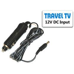 Napáj. kabel 12V DC : Autozásuvka -->Jack pro DVP MC7010, 7110T, 9110T