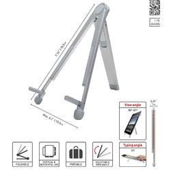 Barkan T40 - Slim stojánek pro Tablet, polohovací kovový  - 1