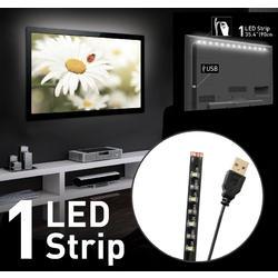 USB LED osvětlení pro televizory  - 1