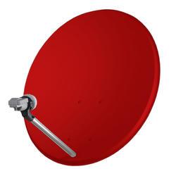 OP 80 - Satelitní anténa červená bez popisu Code: 15015168  - 1