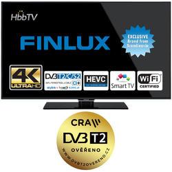 Finlux TV49FUB8060 - UHD SAT/T2 SMART WIFI  - 1