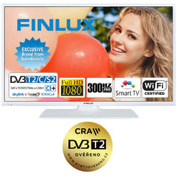 Finlux TV32FWB5660 - T2 SAT SMART WIFI BÍLÁ  - 1