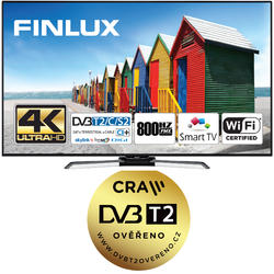 Finlux TV43FUB8061 - UHD SAT/T2 SMART WIFI  - 1