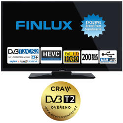 Finlux TV43FFC4660 - FULL HD T2 SAT-  - 1