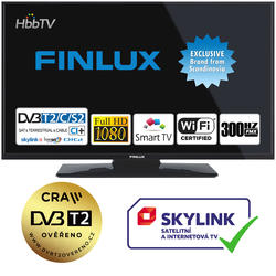 Finlux TV43FFC5660 - T2 SAT HBB TV SMART WIFI SKYLINK LIVE-  - 1