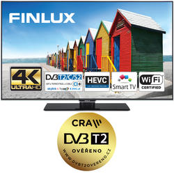 Finlux TV50FUB8060 - UHD SAT/T2 SMART WIFI  - 1