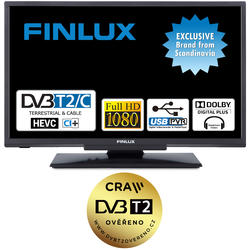 Finlux TV22FFD4220 - T2  ULTRATENKÁ -  - 1