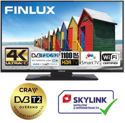 Finlux TV50FUD7060 - UHD SAT/T2 SMART WIFI SKYLINK LIVE-  - 1