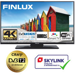 Finlux TV43FUD7061 - UHD SAT/T2 SMART WIFI SKYLINK LIVE-  - 1