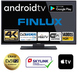 Finlux TV50FUF7070 - ANDROID HDR UHD, T2 SAT HBBTV WIFI SKYLINK LIVE -  - 1