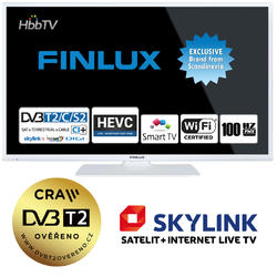 Finlux TV24FWE5760 - ULTRATENKÁ  T2 SAT WIFI SKYLINK LIVE-