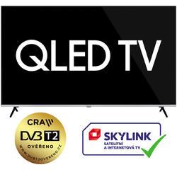 Finlux TVF65FUF9060 - QLED HDR UHD T2 SAT WIFI SKYLINK LIVE BEZRÁMOVÁ-  - 1