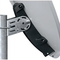 Sat. anténa Offset 80cm, hliník, bílá-15005078  - 2
