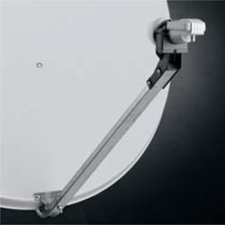 Sat. anténa Offset 100cm, hliník, bílá-15007014 (15007002)  - 2