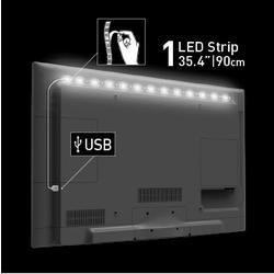 USB LED osvětlení pro televizory  - 2