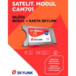 Skylink CAM-701 s kartou  - 2