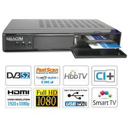 MC4300 SMART HD sat, CI+, HBB TV, Facebook, FastScan  - 2