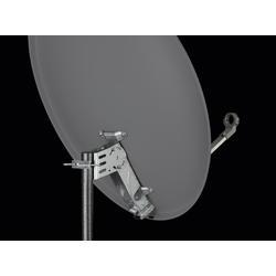 Sat.antena 80cm, antracit, zadní držák ocel. 15015303, Krabička : 57845324  - 2