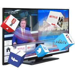 Finlux TV28FHD5760 - ULTRATENKÁ  T2 SAT WIFI SKYLINK LIVE-  - 2