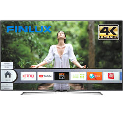 Finlux TV49FUE8160 -  HDR UHD T2 SAT WIFI SKYLINK LIVE  - 2