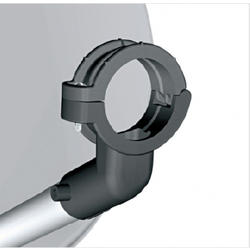 Sat. anténa Offset 80cm, hliník, bílá-15005078  - 3