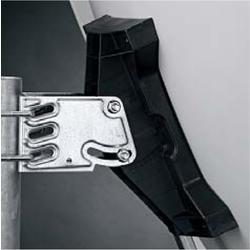 Sat. anténa Offset 100cm, hliník, bílá-15007014  - 3
