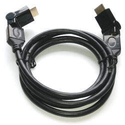 HDMI A-HDMI A, otočné konektory, délka 5m  - 3