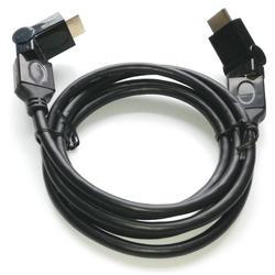 HDMI A - HDMI A, otočné konektory, délka 1,5m  - 3