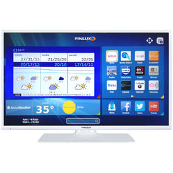 Finlux TV32FWB5660 - T2 SAT SMART WIFI BÍLÁ  - 3