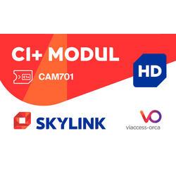 Skylink CAM-701 s kartou k TV se SAT tunerem a MC4300HDCI  - 3