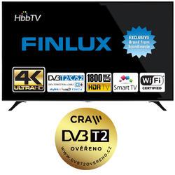 Finlux TV75FUC8560 - XUHD, HDR, T2, SAT, WIFI-  - 3