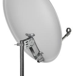 Sat.antena 80cm, hliník, bílá, zadní držák ocel. 15015304, Krabička : 57845325  - 3