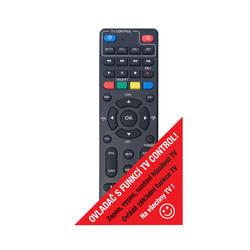 MC720T2 HD Přijímač DVB-T2 HEVC,ovladač TV CONTROL  - 3