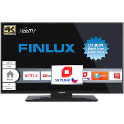 Finlux TV55FUD7061 - UHD SAT/T2 SMART WIFI SKYLINK LIVE-  - 3