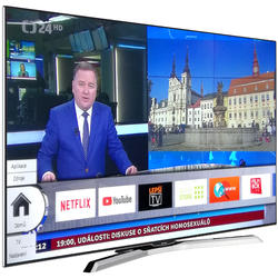 Finlux TV43FUE8160 -  HDR UHD T2 SAT HBBTV WIFI SKYLINK LIVE  - 3