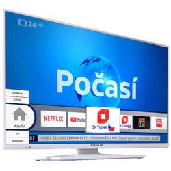 Finlux TV24FWE5760 - ULTRATENKÁ  T2 SAT WIFI SKYLINK LIVE-  - 3