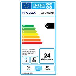 Finlux TV22FDMA4760 -T2 SAT DVD 12V-  - 4